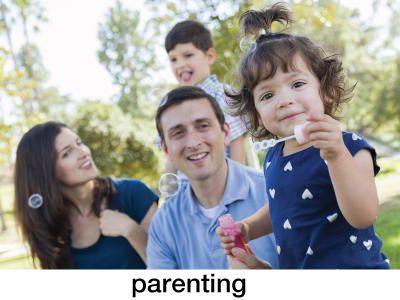 mental health specialist in parenting