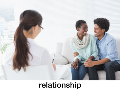mental health therapist in relationships